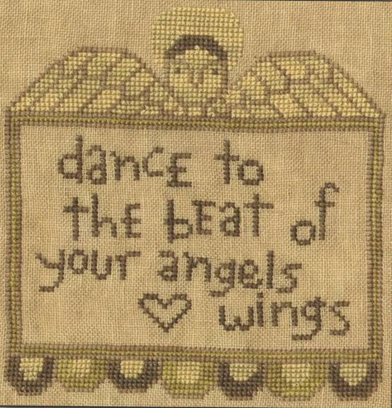 click here to view larger image of Angels Wings (chart)