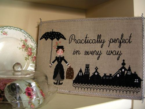 click here to view larger image of Practically Perfect In Every Way (chart)