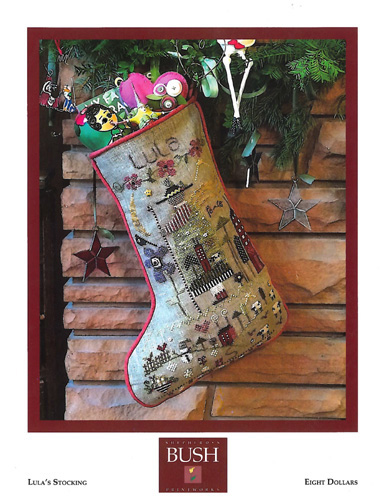 click here to view larger image of Lula's Stocking (chart)