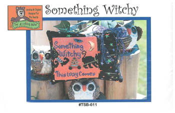 click here to view larger image of Something Witchy (chart)