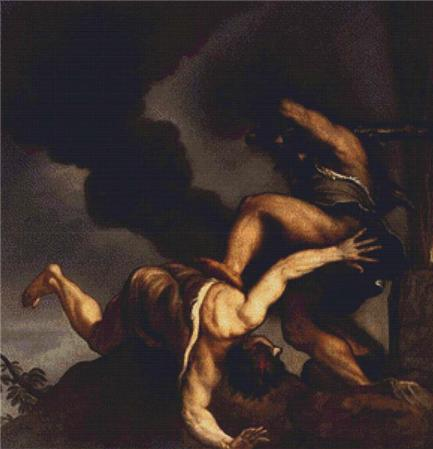 click here to view larger image of Cain and Abel (chart)