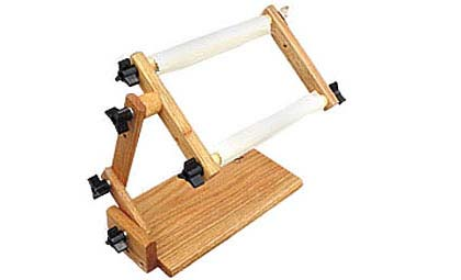 "click here to view larger image of Baby Z Lap Frame with 9"" Scroll (accessory)"