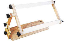 click here to view larger image of Z Lap Frame with 13in Scroll (accessory)