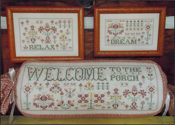 click here to view larger image of Porch Welcome (chart)