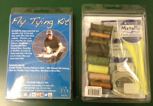 click here to view larger image of Fly Tying Kit (Kreinik) (accessory)