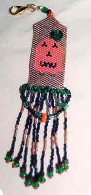 click here to view larger image of Boo Y'all Fob (bead kit)