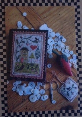 click here to view larger image of Berry House Stitch Book (chart)