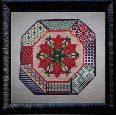click here to view larger image of Winter Blooms (chart)