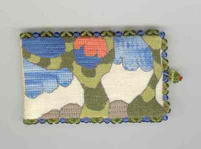 click here to view larger image of Sew Deco Needle Book (counted cross stitch kit)