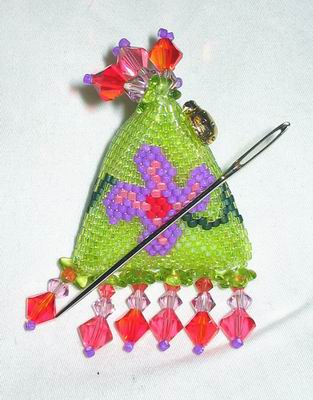 click here to view larger image of Natures Windmill Bead Bug (bead kit)