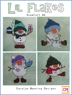 click here to view larger image of Lil Flakes - Snowfall 6 (chart)