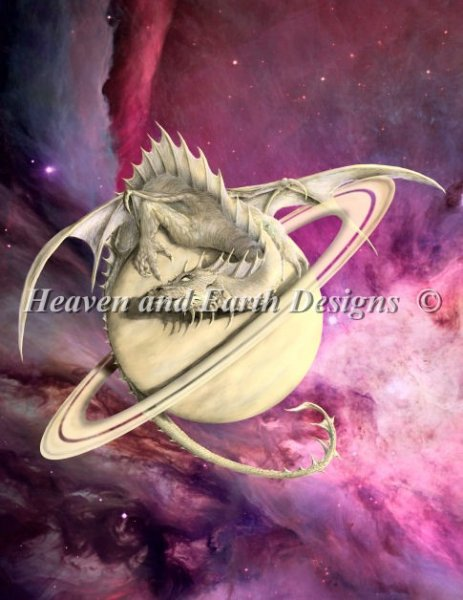 click here to view larger image of Saturn Dragon (chart)