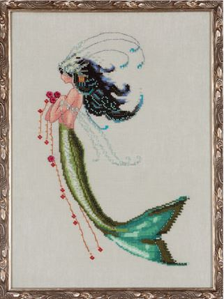 click here to view larger image of Mermaid Verde (chart)