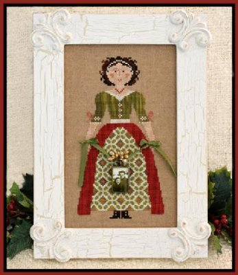 My Lady at Christmas - click here for more details about chart