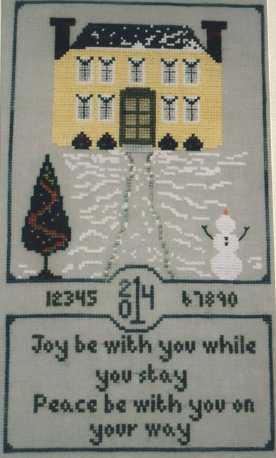 click here to view larger image of Miss Lydias Holiday Home (chart)
