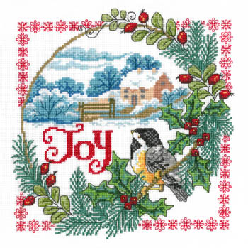 click here to view larger image of Joy of Christmas (chart)