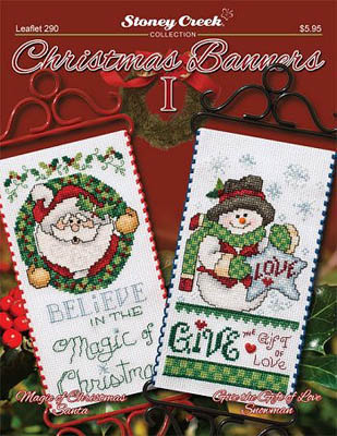 click here to view larger image of Christmas Banners 1 (chart)
