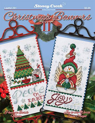 click here to view larger image of Christmas Banners 2 (chart)