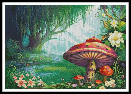 click here to view larger image of Enchanted Forest  (Philip Straub) (chart)