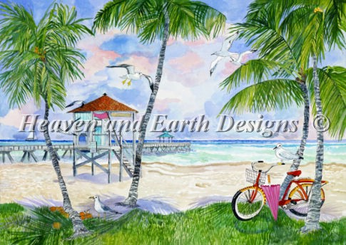 click here to view larger image of Bicycle to the Beach (chart)