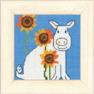 click here to view larger image of Pig (counted cross stitch kit)