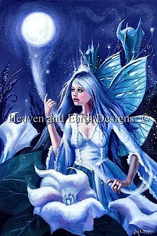 click here to view larger image of Moonbeam Fairy (chart)