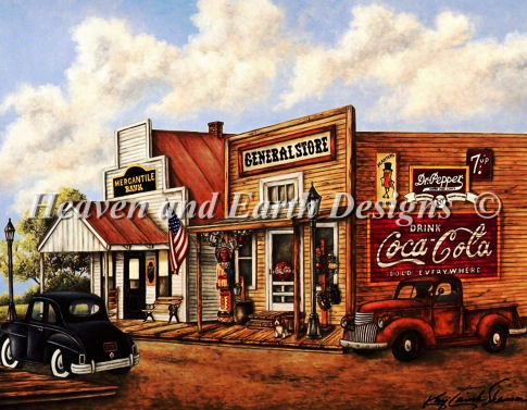 click here to view larger image of General Store (chart)
