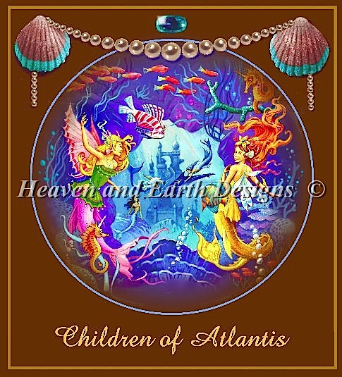 click here to view larger image of Children of Atlantis (chart)