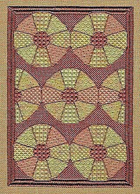 click here to view larger image of Nanas Quilt (chart)