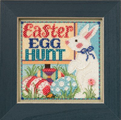 click here to view larger image of Egg Hunt (counted cross stitch kit)