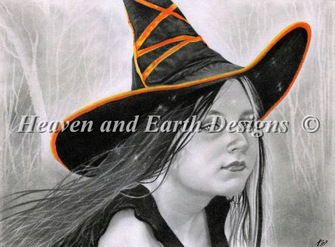 click here to view larger image of Beautiful Witch (chart)