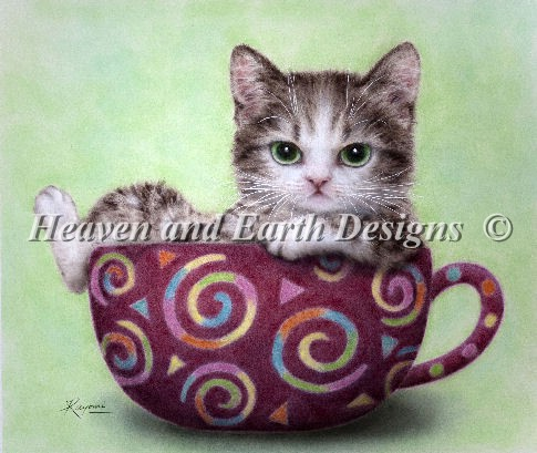 click here to view larger image of Cup Kitty (chart)