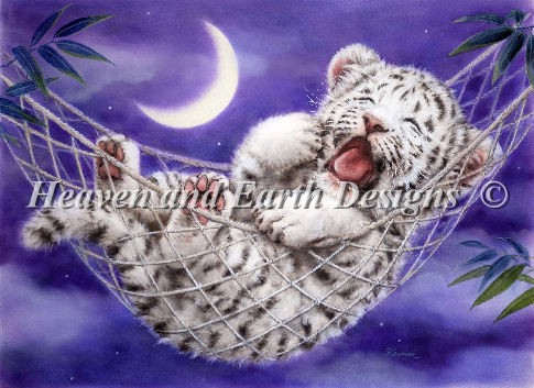 click here to view larger image of Hammock White Tiger (chart)