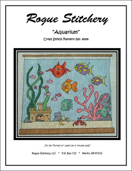 click here to view larger image of Aquarium (chart)