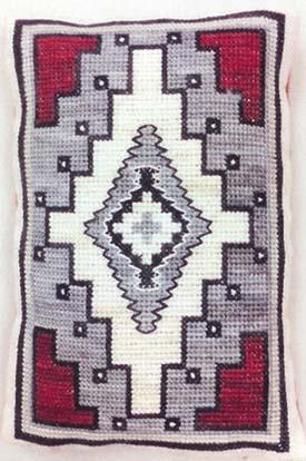 click here to view larger image of Navaho Blanket (chart)