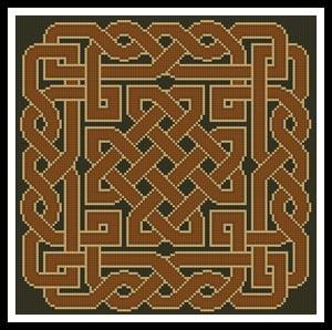 click here to view larger image of Celtic Pattern 1 (chart)