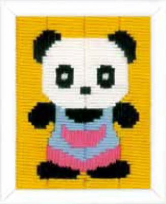 click here to view larger image of Panda (needlepoint)