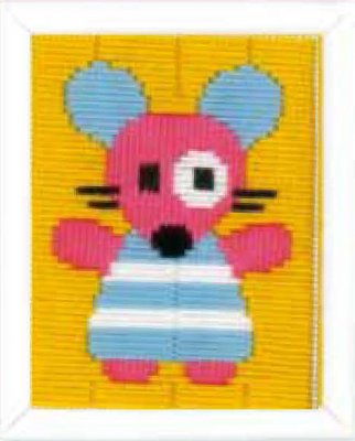 click here to view larger image of Mouse (needlepoint)