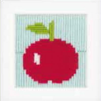 click here to view larger image of Apple (needlepoint)