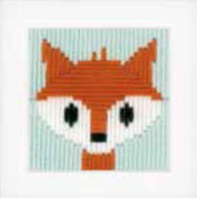 click here to view larger image of Little Fox (needlepoint)