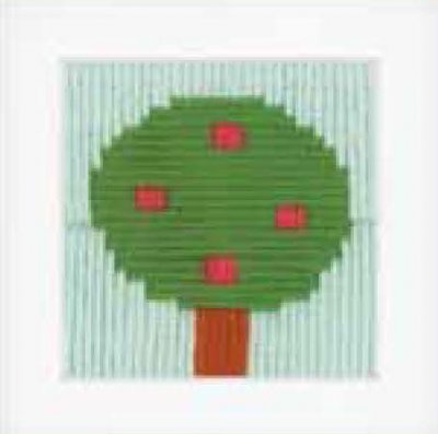 click here to view larger image of Tree (needlepoint)