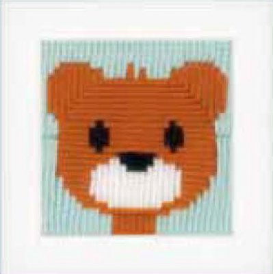 click here to view larger image of Little Bear (needlepoint)