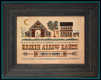 click here to view larger image of Broken Arrow Ranch - Tumbleweeds 4 (chart)