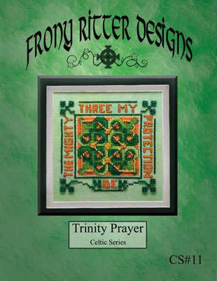 click here to view larger image of Trinity Prayer (chart)