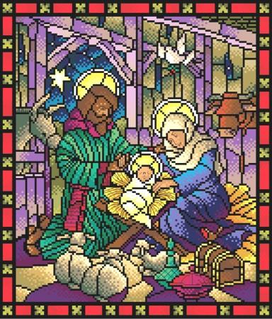 click here to view larger image of Nativity (chart)
