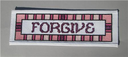 click here to view larger image of Forgive (chart)