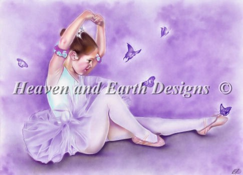 click here to view larger image of Mini Ballet De Papillon (chart)