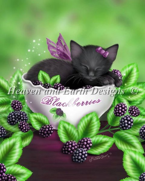 click here to view larger image of Blackberry Kitten (chart)
