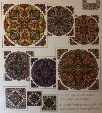 click here to view larger image of RYO Mandala Set 6 (chart)
