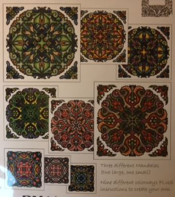 click here to view larger image of RYO Mandala Set 4 (chart)
